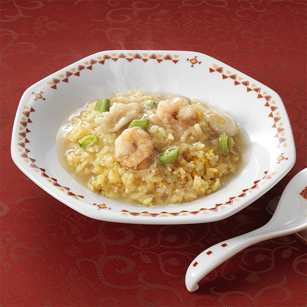 Sea foods あんかけ fried rice (freezing service) / Rihga Royal Hotel / delivery  to home / mail order / Chinese food / fried rice / rice