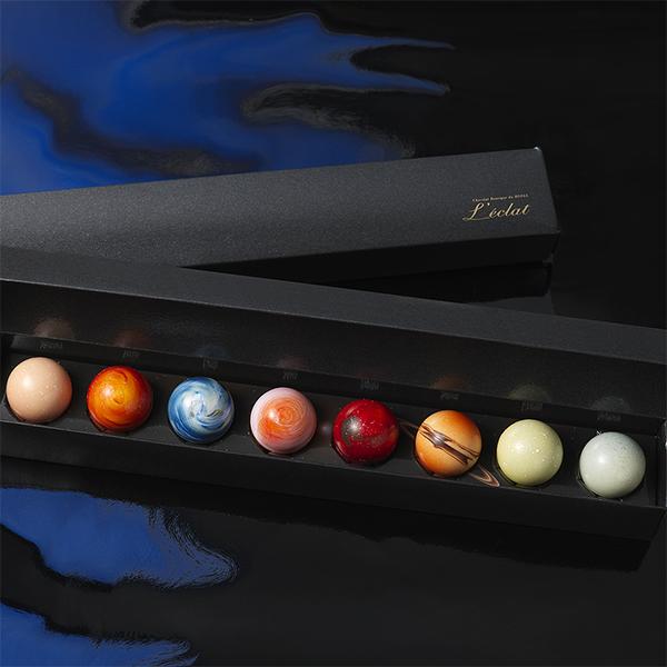 一度は食べてみたい!「レクラ」の美しすぎる惑星チョコおすすめ6選