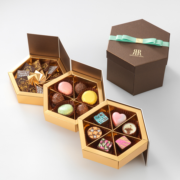 【リーガロイヤルホテル】バレンタインチョコレート2021を通販でお取り寄せしてみませんか