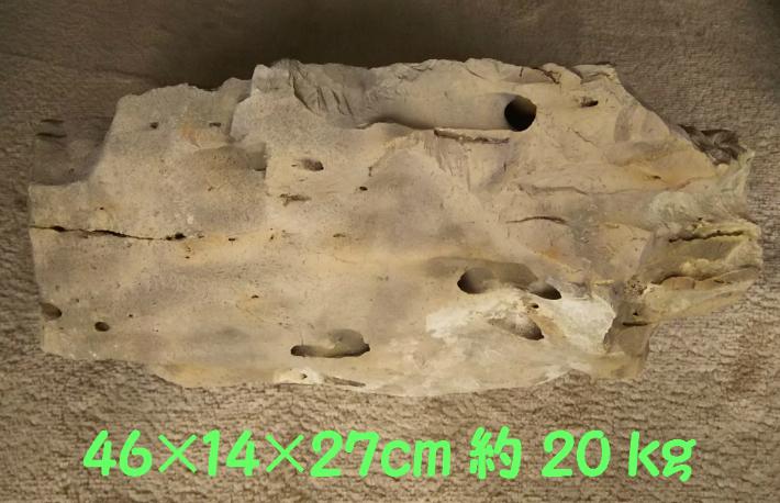 トルコ石(20kg)46X14X27cm ムーンストーン 敷石 玉石 自然石 庭石 造園 資材 玄関 エントランス 庭 ガーデニング ガーデン 送料無料