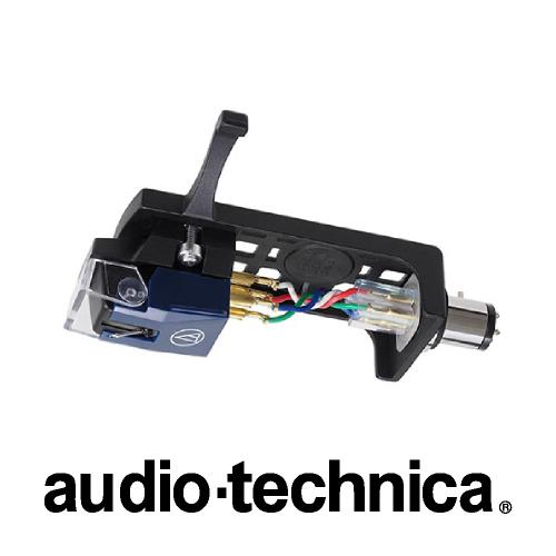VM型 デュアルマグネット ステレオカートリッジ ヘッドシェル付き VM520EB/H audio-technica オーディオテクニカ