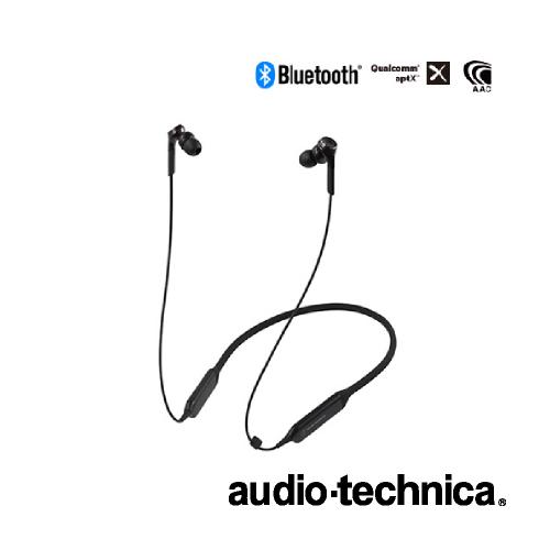 ワイヤレスヘッドホン Bluetooth対応ヘッドセット φ11mm SOLID BASS HDドライバー ブラック ATH-CKS770XBTBK audio-technica オーディオテクニカ