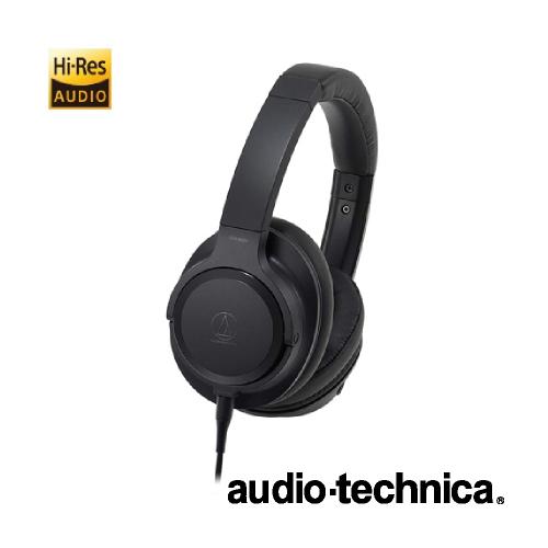 ハイレゾ ポータブルヘッドホン オーバーヘッド(アウトドア) ATH-SR50 audio-technica オーディオテクニカ