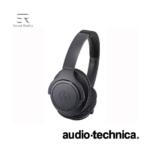 ヘッドホン Bluetooth対応ヘッドセット 最大70時間 ブラック ATH-SR30BT BK audio-technica オーディオテクニカ