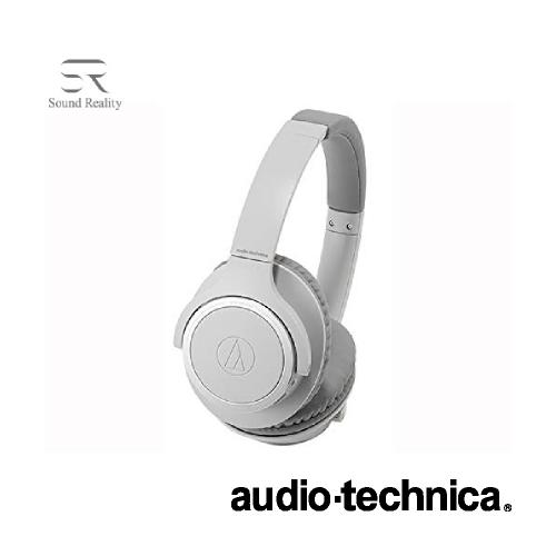 ヘッドホン Bluetooth対応ヘッドセット 最大70時間 グレー ATH-SR30BT GY audio-technica オーディオテクニカ