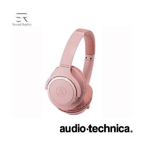 ヘッドホン Bluetooth対応ヘッドセット 最大70時間 ピンク ATH-SR30BT PK audio-technica オーディオテクニカ