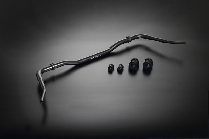 ムーンフェイス200系 ハイエース 4WD標準ボディ玄武 ゲンブ(Genb)REALFORCEチューンドスタビライザー■代引き不可■