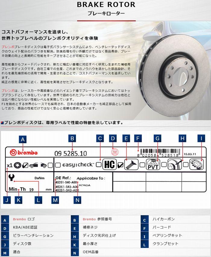 MERCEDESBENZ-Cクラス-W204(SEDAN)[204054][09/08~]ご注文前に下記詳細要確認フロント/リア1台分(bremboブレンボプレーンローター)注文