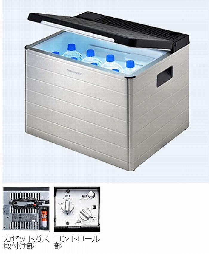 ドメティックDometic ポータブル・3way 冷蔵庫 COMBICOOL 31L(500ml PETボトル30本)DM-ACX35G代引後払注文不可