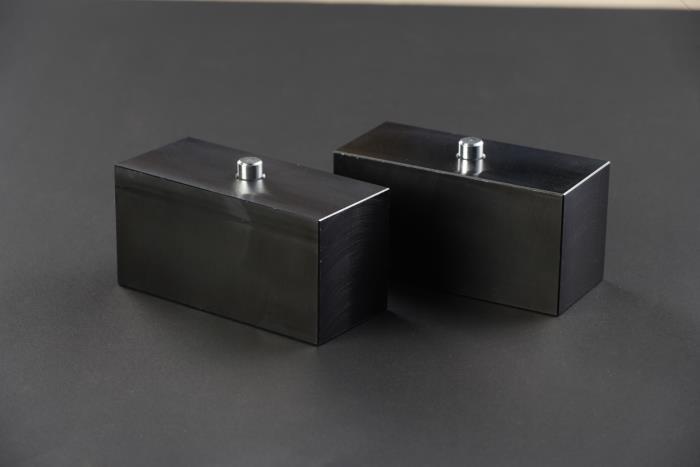 NV350キャラバン2/4WD用Rimブロック&ピン[h=65mm[2個set]