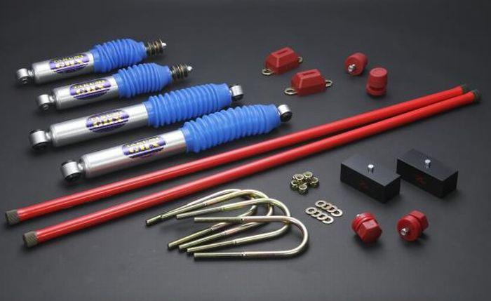 リムコーポレーション Rim200系 ハイエース2/4WD全車 Rimサスペンションキット[Takumi-GHX][38mmダウン]Hタイプ ハイパー強化トーションバー27.5φ仕様駆動選択必要