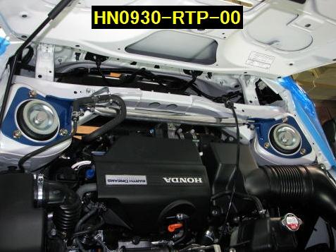 S660【JW5】カワイワークス リアストラットバー プログレッシヴタイプ/PG■注意事項要確認■