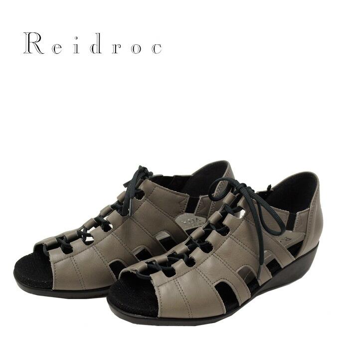 ワールド レイドローク レザー 4cm ヒール サンダル (reidroc/革/レザー/靴/シューズ/レディース)
