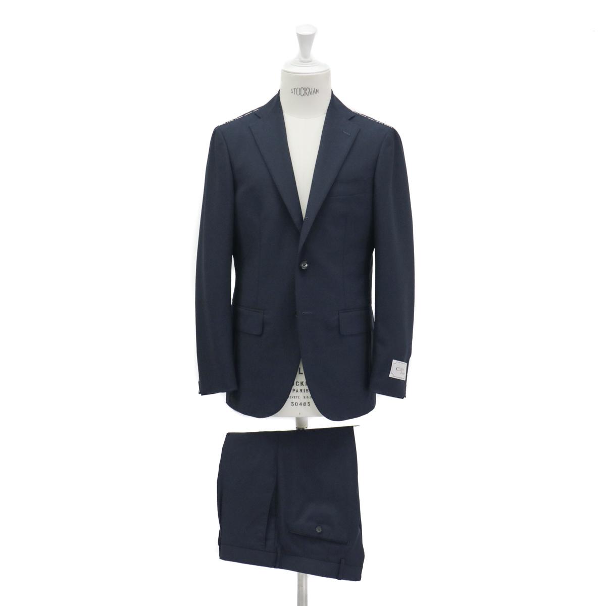 RING JACKET リングヂャケットModel No-184AH S-172HCALM TWIST3Bスーツ【ネイビー】