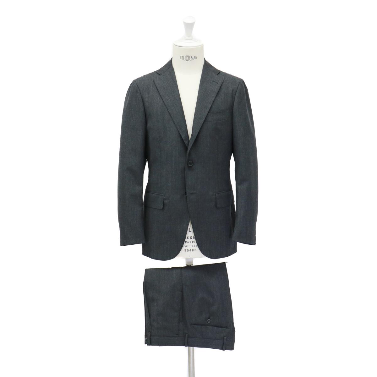 RING JACKET リングヂャケットModel No-184AH S-172HTRAVELERスーツ【チャコールグレー】