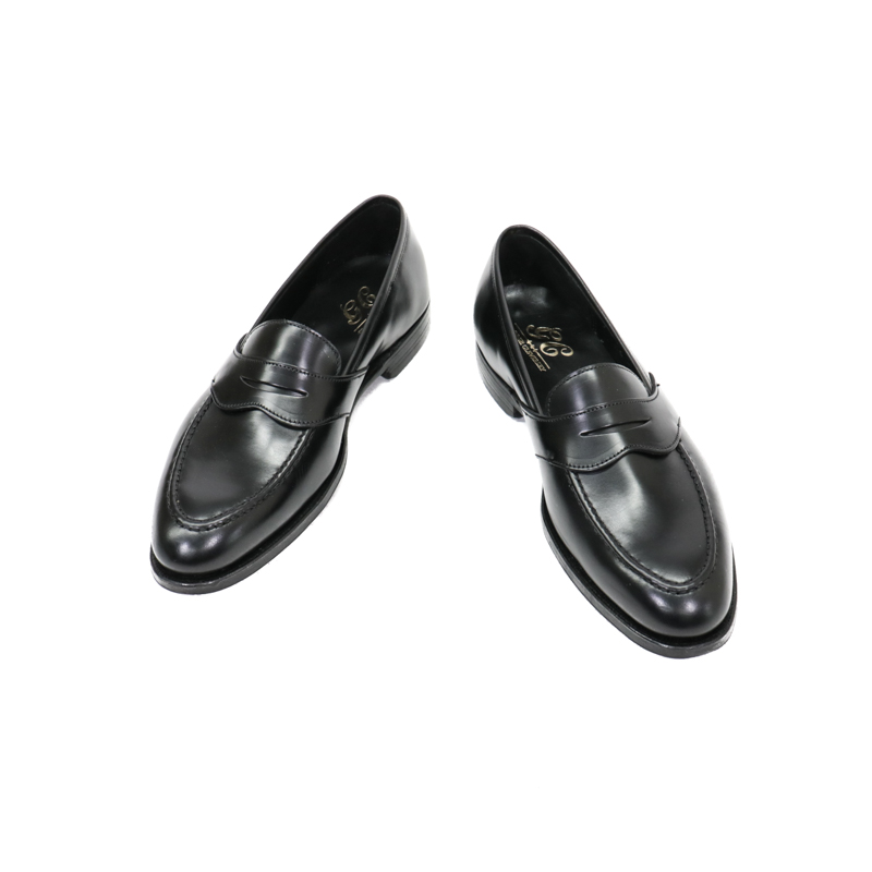 GEORGE CLEVERLEYジョージクレバリーCoin Loaferコインローファー