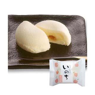 スイーツ~青森逸品グルメ>青森の有名なお菓子:いのち(10個入)