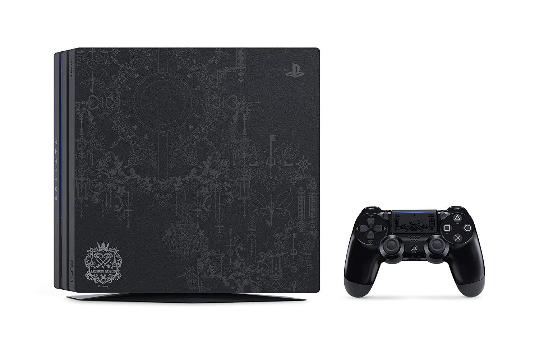 送料無料!PlayStation4 Pro KINGDOM HEARTS III LIMITED EDITION PS4