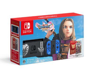 送料無料!Nintendo Switch ドラゴンクエストXI S ロトエディション 本体同梱版 新品
