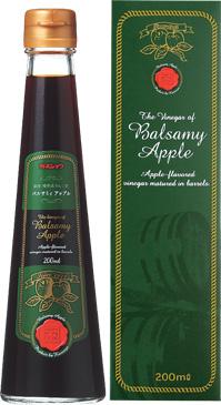即日出荷 津軽りんごの香りをそのままにバルサミコタイプの濃厚りんご酢 ランキング総合1位 カネショウの 200ml バルサミィアップル