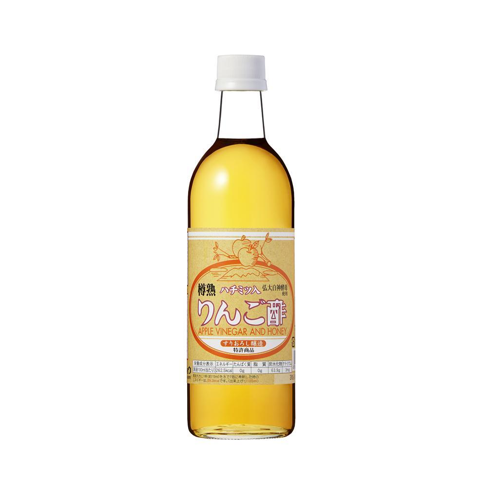 本物の飲料用りんご酢はこれ 人気ナンバーワンのりんご酢です ハチミツ入りんご酢 当店は最高な サービスを提供します カネショウの 年末年始大決算