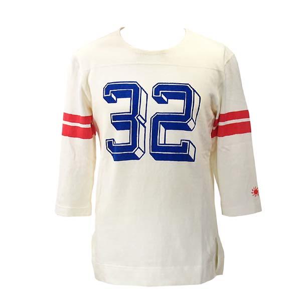 Sunny Sports 【サニースポーツ】 32 七分袖 フットボール Tシャツ