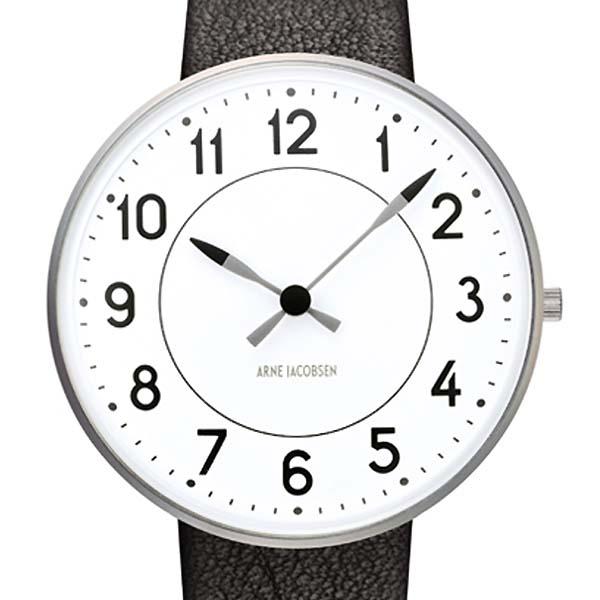 Arne Jacobsen【アルネ ヤコブセン】腕時計 Station ステーション 40mm ウォッチ