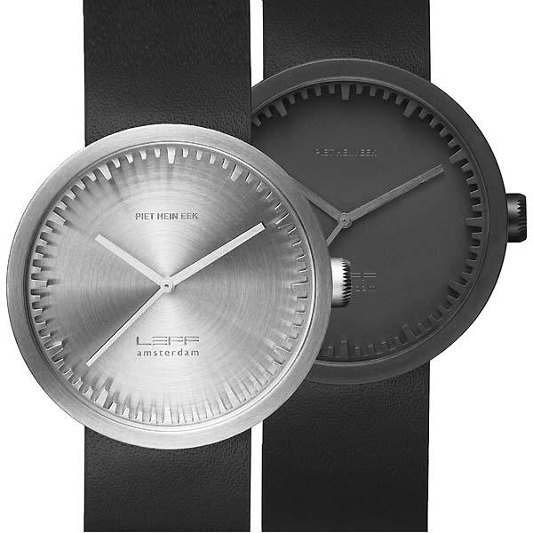 LEFF × Piet hein eek 【レフ】チューブ ウォッチ D42 腕時計 革ベルト