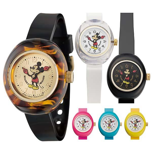 Disney ミッキー マウス ファッション ウォッチ  レディス 腕時計