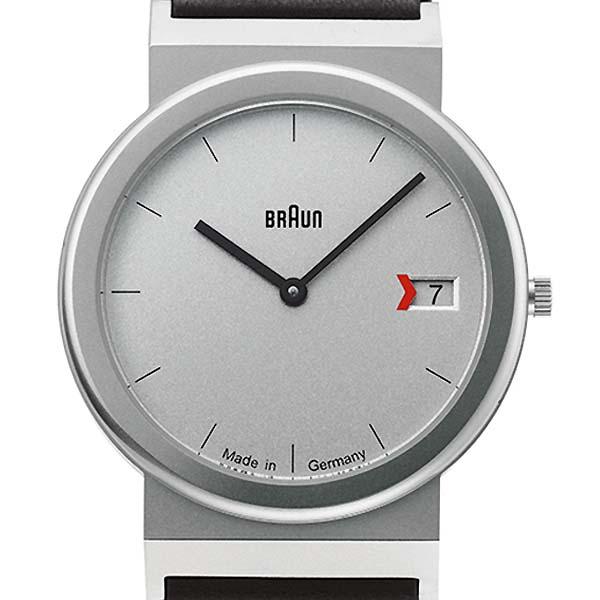 ■正規輸入品■BRAUN 【ブラウン】AW50 メンズ ウォッチ レザーベルト 腕時計