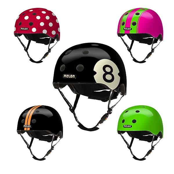 MELON 【メロン】 ヘルメット 子供向 ボーイズ&ガールス サイズML