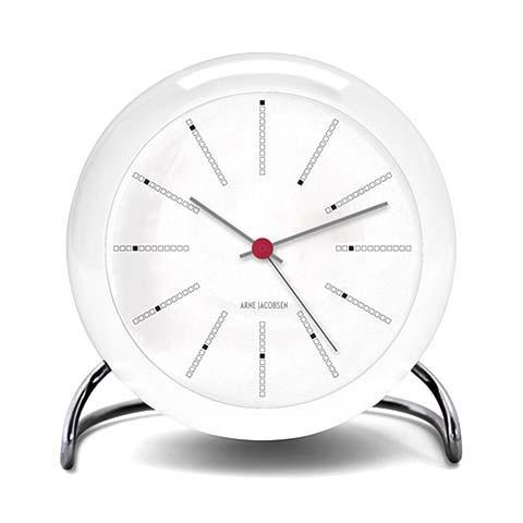Arne Jacobsen【アルネ ヤコブセン】バンカーズ テーブルクロック
