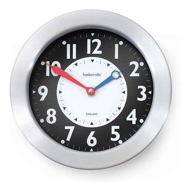 Baskerville【バスカビル】スモール キッチン クロック 壁掛け時計