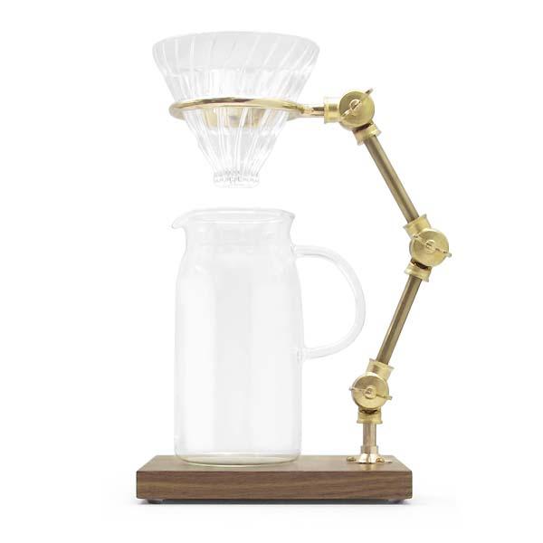ザ コーヒー レジストリー 【THE COFFEE REGISTRY】ドリップ スタンド Curator pour over stand