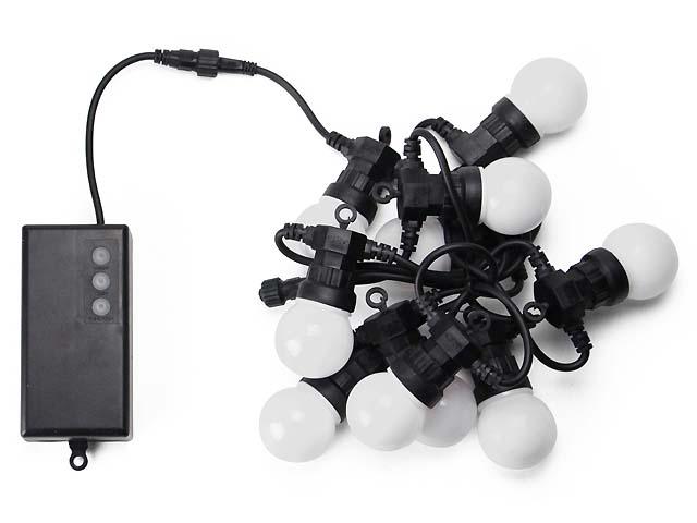 Cable Light【ケーブル ライト】乾電池式 イルミネーション電球 2.5M