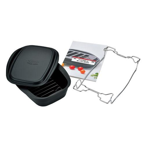 【型番:RBO-D2V】ココットダッチオーブン(セット商品)≪送料無料!≫