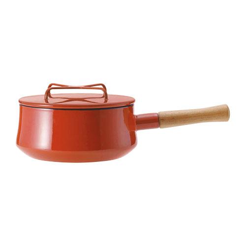 【送料無料】ダンスク DANSK コベンスタイル 片手鍋 18cm(チリレッド)【製造元出荷】