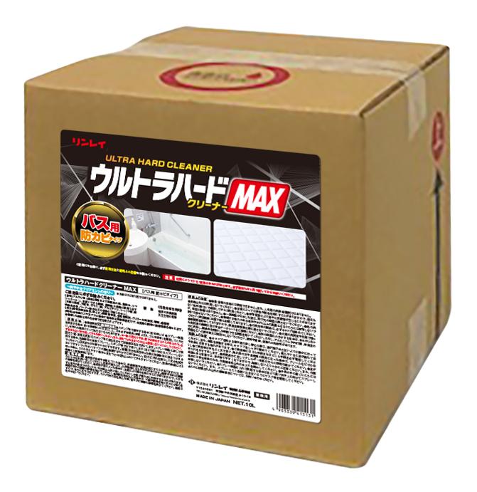 ウルトラハードクリーナーMAXバス用防カビタイプ 10L