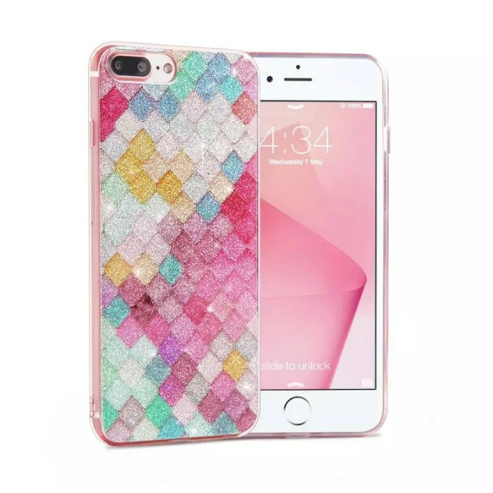 ラメ ソフトケース スマホケース オシャレ 人魚姫をイメージ iPhone8 iphone7 iphone8 plus iphone6 X キラキラ ケース XR XS 通販 激安 iphone 売れ筋 MAX かわいい