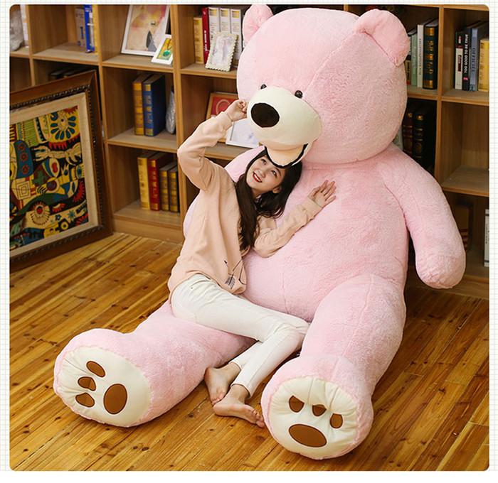 340cm 特大くま ぬいぐるみ クマ 特大 一人暮らし 子供部屋 可愛い熊 出産祝い ベア 彼女 女性 プレゼント 動物 内祝送料無料 のぬいぐるみ 抱き枕