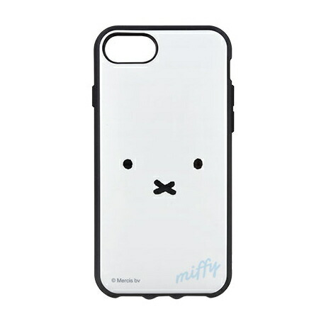1 600円以上のお買い物で送料無料 iPhoneSE 2020 8 7 6s 6対応ケース スマホケース ミッフィー アイフォン 爆買いセール 対応ケース MF-99WH 第2世代 6 セットアップ IIIIfit フェイス