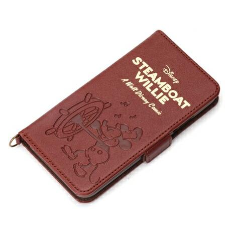 1 600円以上のお買い物で送料無料 iPhoneXS X対応手帳型ケース スマホケース 安売り 至高 アイフォン X用フリップカバー iPhone XS ミッキーマウス PG-DFP270MKY