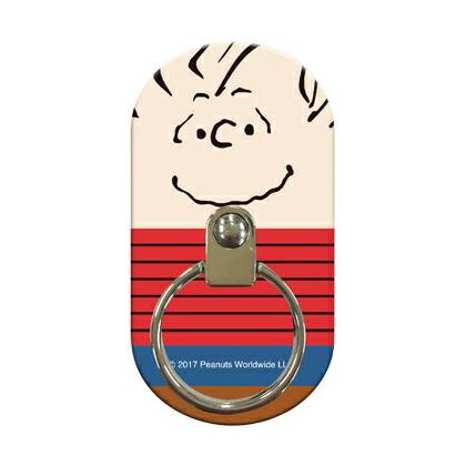 1 600円以上のお買い物で送料無料 スマートフォン用ホールドリング スヌーピー スマホリング ピーナッツ マルチリング 当店限定販売 PEANUTS ライナス グッズ グリップ補助 おしゃれ リング SNG-202D