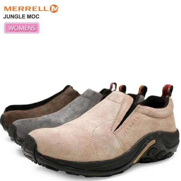 ・MERRELL JUNGLE MOC WOMENS[全4色]メレル ジャングルモックレディース(女性用)【靴】_snk_1309ripe 【送料無料】
