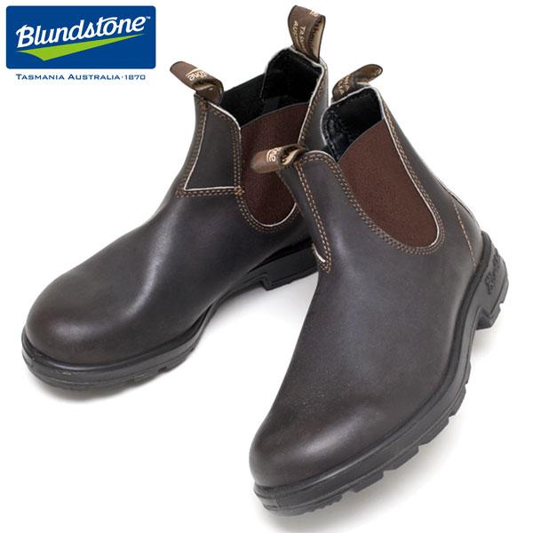 【正規取扱店】ブランドストーン Blundstone BS500 サイドゴアブーツ[スタウトブラウン]メンズ レディース【靴】 1810ripe