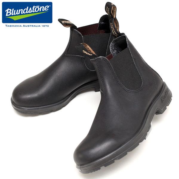 【正規取扱店】ブランドストーン Blundstone BS500 サイドゴアブーツ[ボルタンブラック]メンズ レディース【靴】 1810ripe