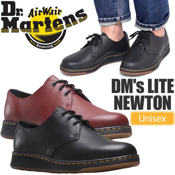 【正規取扱店】ドクターマーチン 3ホールシューズ キャベンディッシュ ポストマンシューズ[全2色]Dr.Martens CAVENDICH 3 EYE SHOE メンズ レディース【靴】 11709F(ripe)