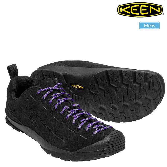 【正規取扱店】・キーン スニーカー ジャスパー[ブラック ブラック](10017349)KEEN JASPER メンズ【靴】 snk 1708ripe