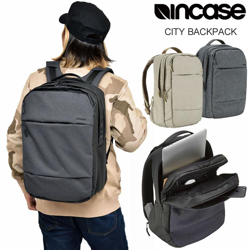 インケース リュック シティコレクション バックパック[全4色]Incase CITY COLLECTION BACKPACK メンズ レディース【鞄】_1710ripe bzbg
