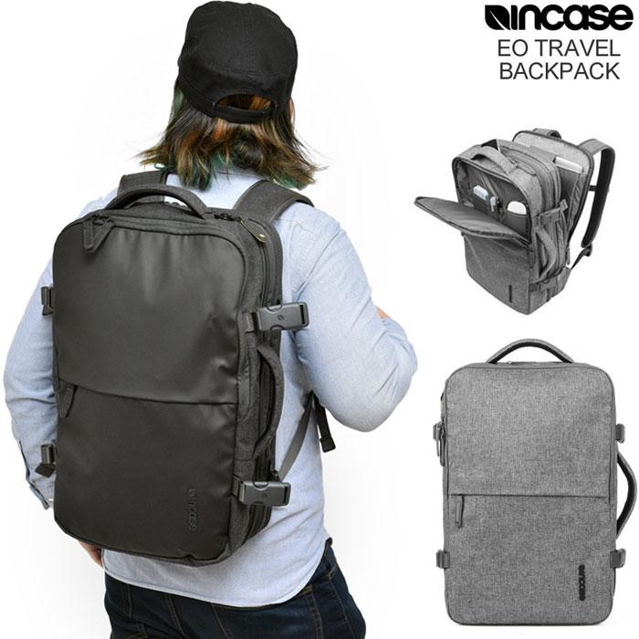 【正規取扱店】インケース リュック EO トラベルバックパック[全2色]Incase EO TRAVEL BACKPACK メンズ レディース【鞄】 1712ripe bzbg